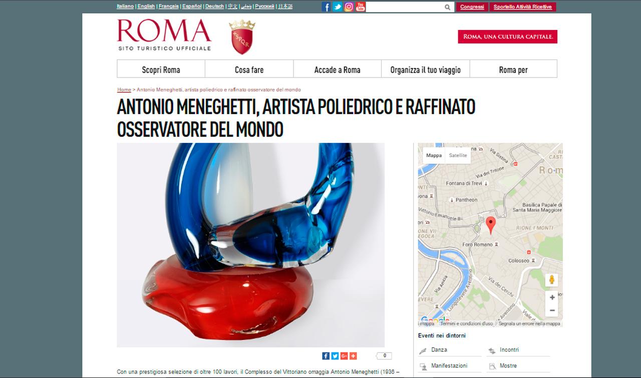 ROma - sito turistico ufficiale