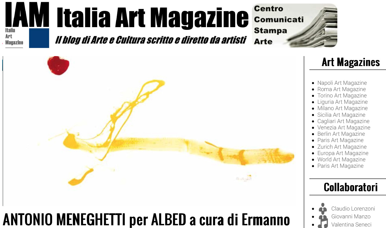 italia art magazine.it